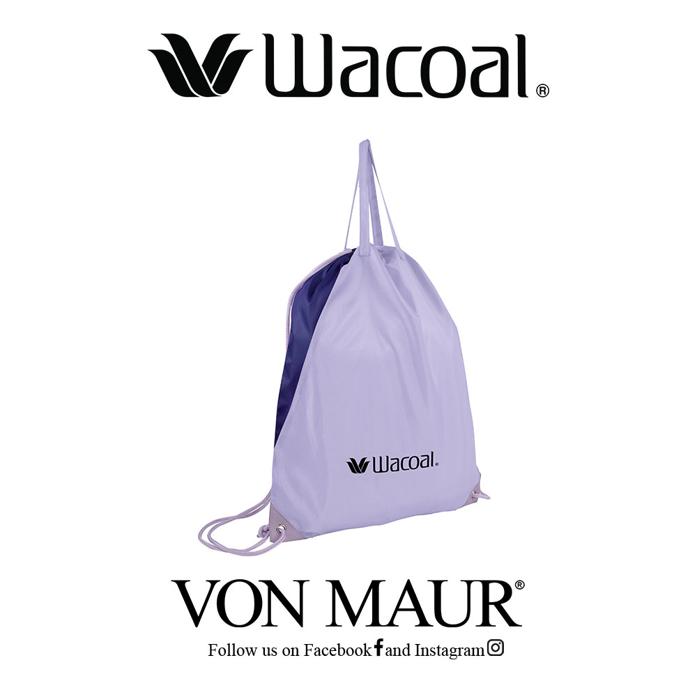 Free Wacoal Drawstring Bag