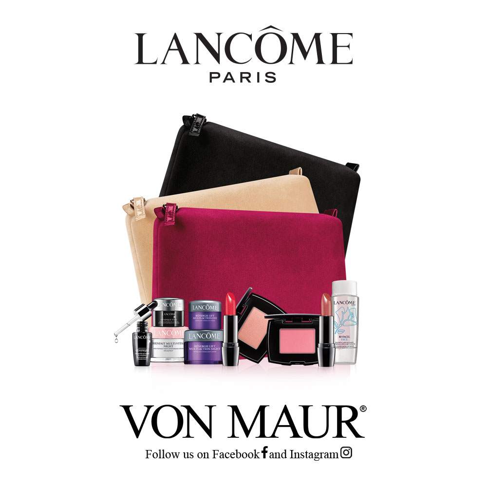 <p>FREE Lancôme Holiday Gift</p>