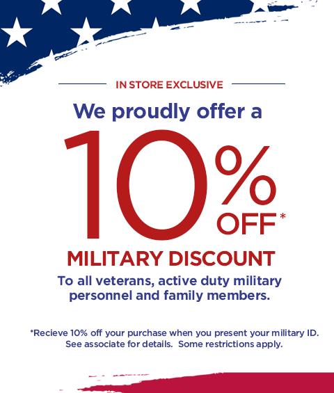 <p>Motherhood Maternity Military Discount</p>