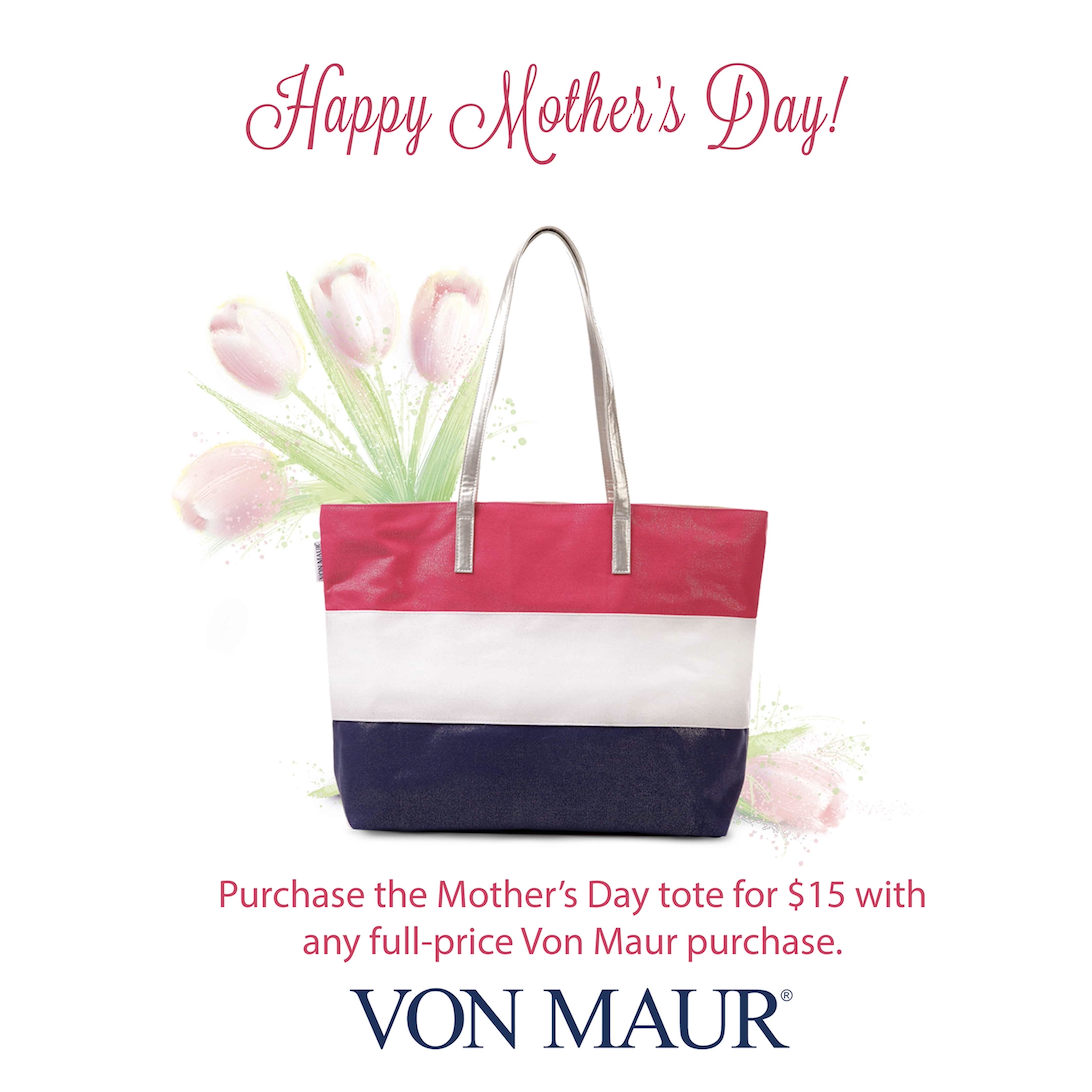 Mother's Day Tote, Just $15