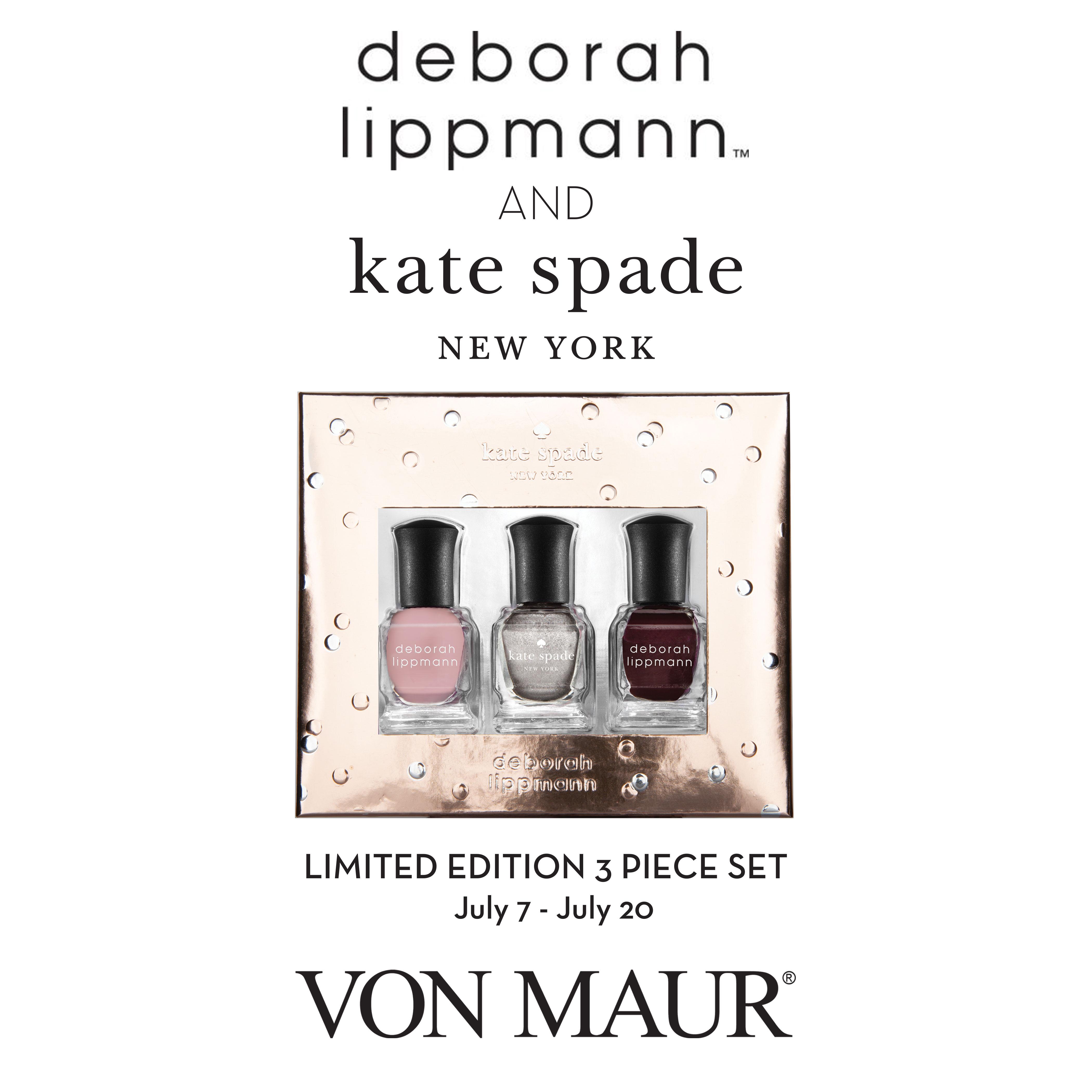 Free Deborah Lippmann Gift with Purchase