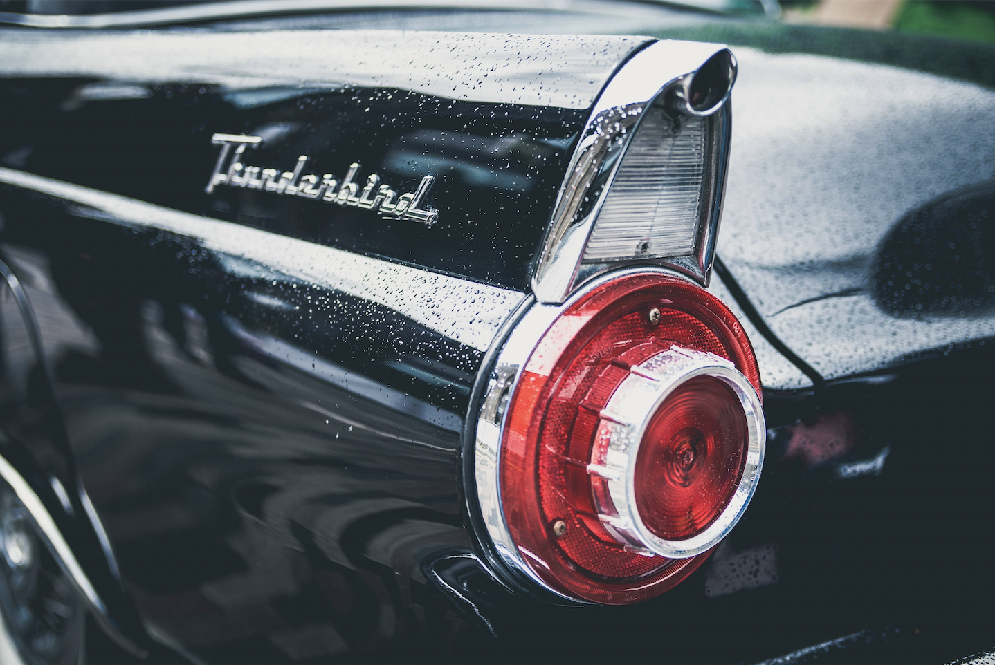 The 25th Annual Land of Lincoln Thunderbird Car Show